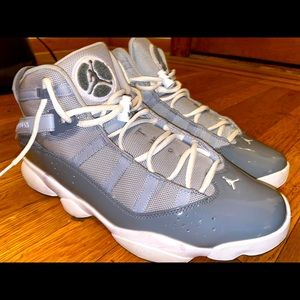 Air Jordan Jordan 6 Rings 'Cool Grey' Sneakers